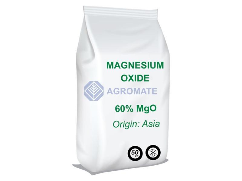 Magnesium Oxide<br /> (60% MgO)
