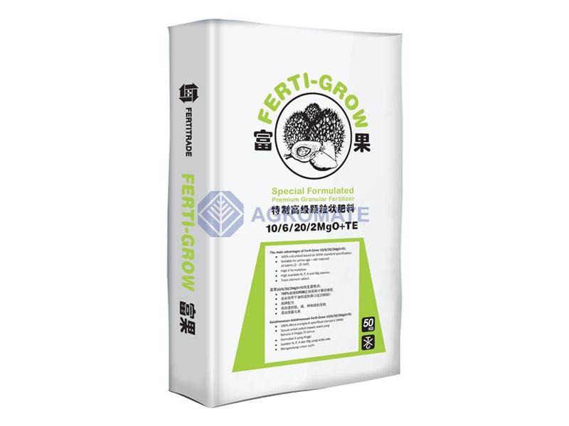 Ferti Grow Green<br /> 10-6-20-2+TE