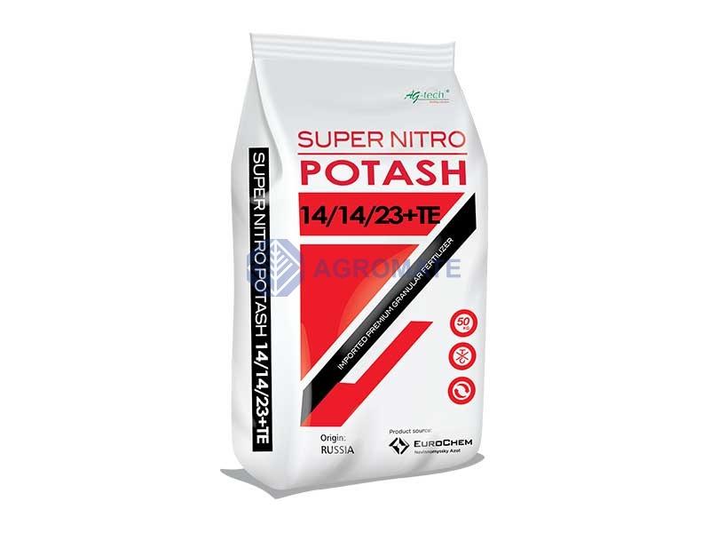 Super Nitro Potash (SNP)<br /> 14-14-23+TE
