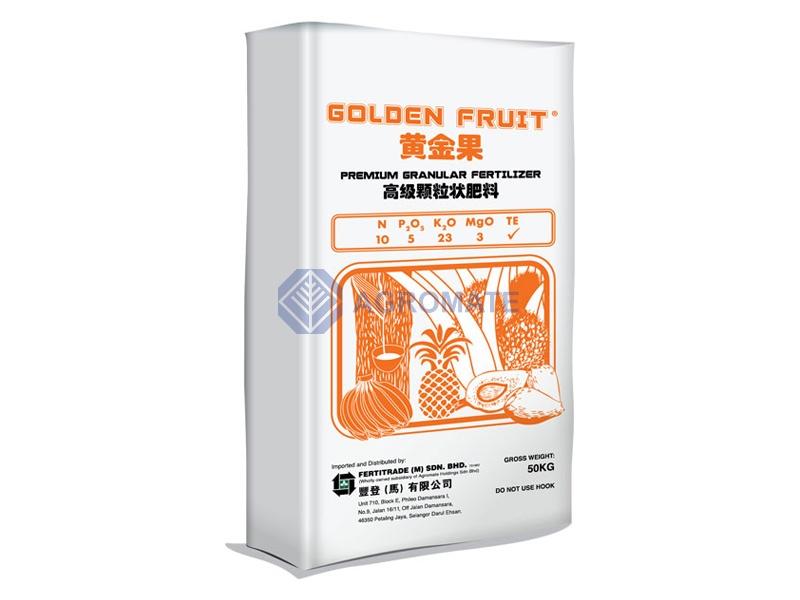 Golden Fruit Orange<br /> 10-5-23-3+TE