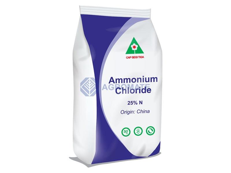 Ammonium Chloride<br /> (25% N)