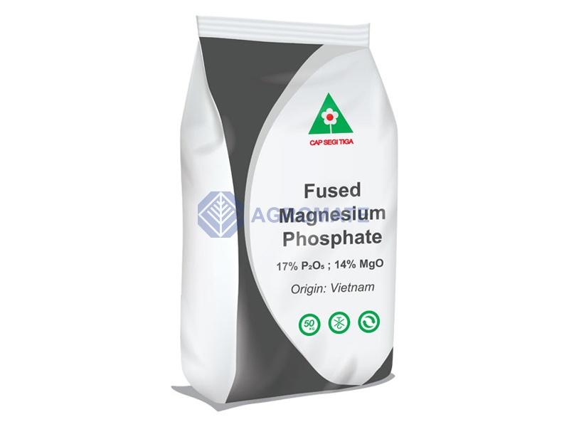 Fused Magnesium Phosphate<br /> (17% P<sub>2</sub>O<sub>5</sub> & 14% MgO)