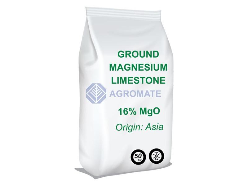 Ground Magnesium Limestone<br /> (16% MgO)