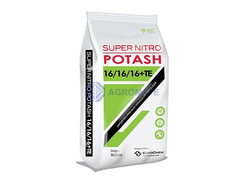 Super Nitro Potash (SNP)<br /> 16-16-16+TE