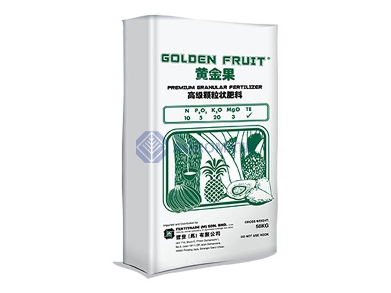 Golden Fruit Green<br /> 10-5-20-3+TE