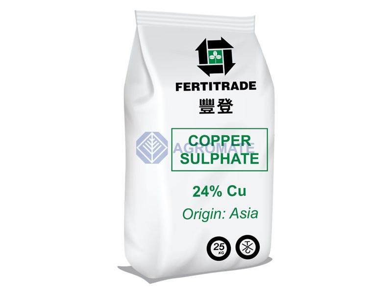 Copper Sulphate<br /> (24% Cu)
